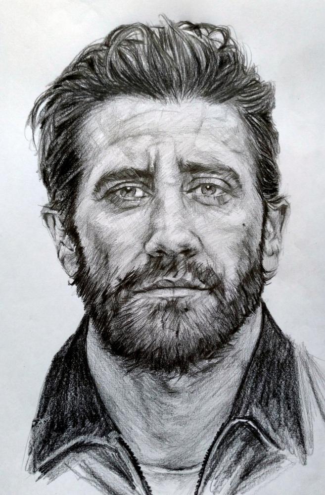 Jake Gyllenhaal by linshyhchyang